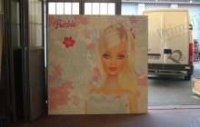 Barbie Cartellonistica - Primafila Group Pubblicità ed Allestimenti