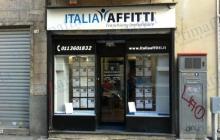 italia affitti casa insegna luminosa