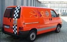 CafeRacer - Decorazione automezzi - Car wrapping