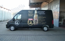 Ceres Ducato Old - Decorazione automezzi - Car wrapping
