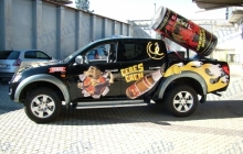 Ceres PickupChen - Decorazione automezzi - Car wrapping