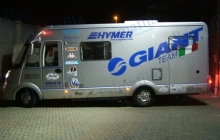 Giant Camper - Decorazione automezzi - Car wrapping
