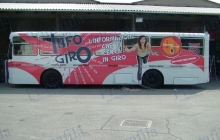 Infogiro Bus - Decorazione automezzi - Car wrapping