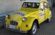 Ricard Diane - Decorazione automezzi - Car wrapping