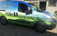 Decorazione automezzi - Car wrapping