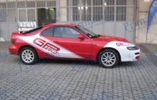 Toyota Gp Auto - Decorazione automezzi parziale - Car wrapping