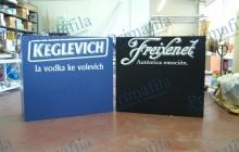 Keglevich Desk Primafila Group Pubblicità ed Allestimenti