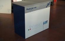 Fiat Desk Primafila Group Pubblicità ed Allestimenti