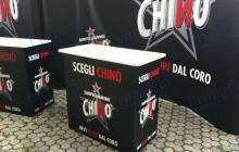 Chinò Desk Primafila Group Pubblicità ed Allestimenti