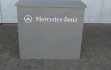 Mercedes Desk Primafila Group Pubblicità ed Allestimenti