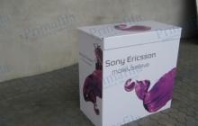 Sony Ericsson Desk Primafila Group Pubblicità ed Allestimenti