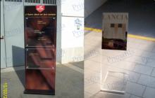 expo espositori punti vendita allestimenti