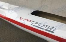 surfe curse canoa wrapping