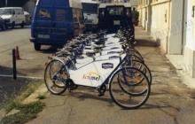 actimel tandem biciclette pubblicità