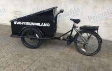 adidas tandem biciclette pubblicità
