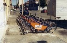 wind tandem biciclette pubblicità