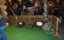 evento lindth tandem bicicletta pubblicità