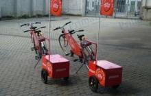 alice tandem biciclette pubblicità