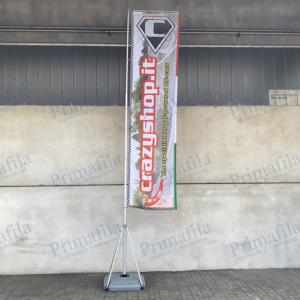 Flag XL XXL - Primafila Group Pubblicità e Allestimenti